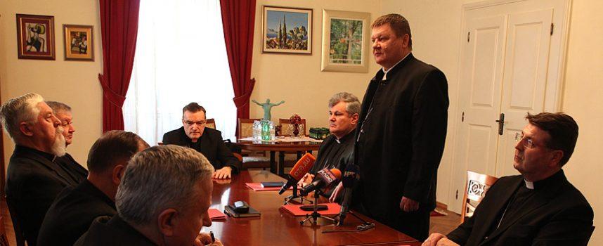 Biskupi u Bjelovaru ususret pete obljetnice osnivanja Bjelovarsko-križevačke biskupije