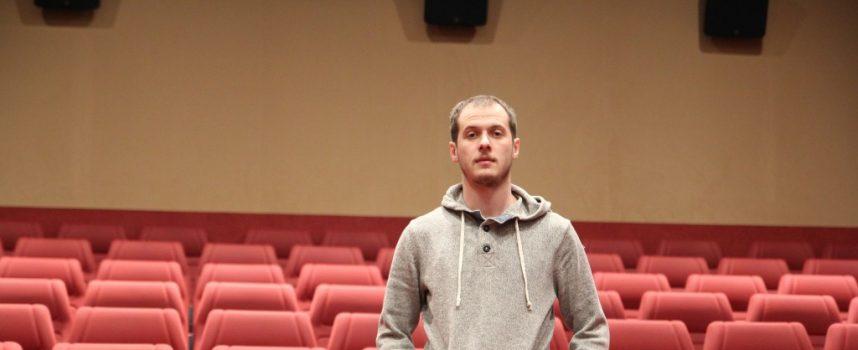 Ivan Ožegović, glumačka zvijezda u nastajanju
