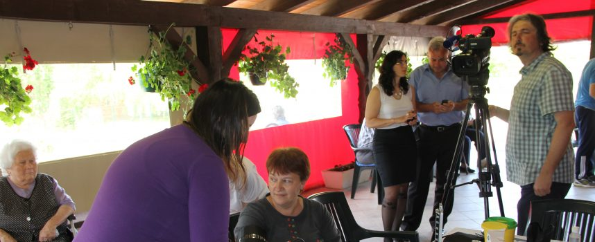 Dan otvorenih vrata u Domu za starije i nemoćne osobe Šandrovac