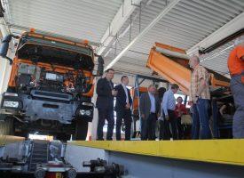 Proradio jedini servisni centar za kamione u ovom dijelu Hrvatske