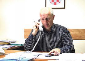 HIDROREGULACIJA Nadzorni odbor smijenio Željka Patekara