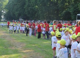 Održana deseta Vrtićka olimpijada Bjelovarsko – bilogorske županije