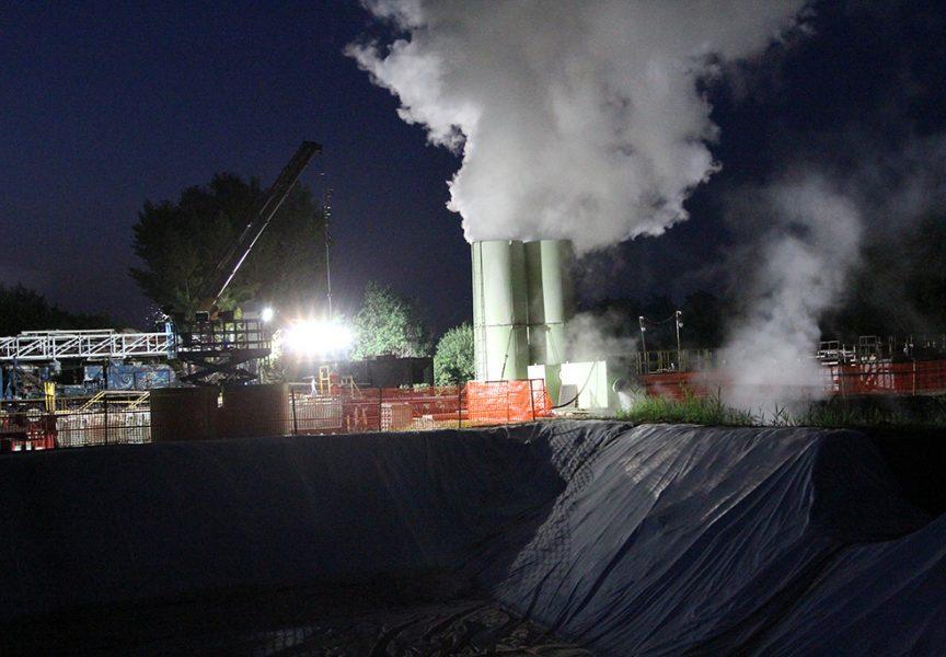 PRIPREME ZA UPORABNU Geotermalna elektrana puštena u testni rad