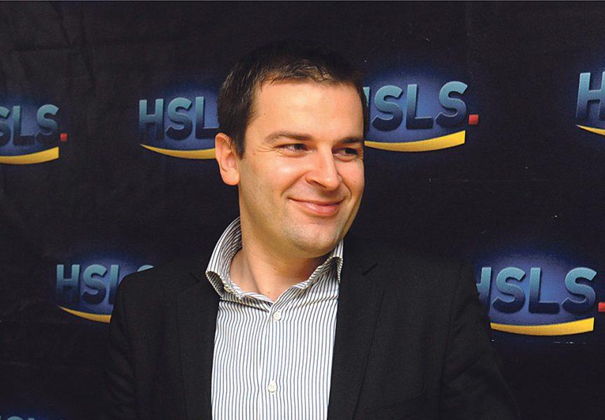Dario Hrebak, predsjednik bjelovarskog HSLS-a: Našem gradu treba nova energija
