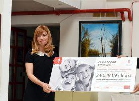 PBZ grupa daruvarskom Centru Rudolf Steiner donirala 240 tisuća kuna