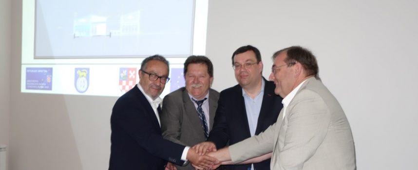 SKINUTA VIŠEGODIŠNJA 'KLETVA' Velikogrđevačke bazene gradit će bjelovarske tvrtke