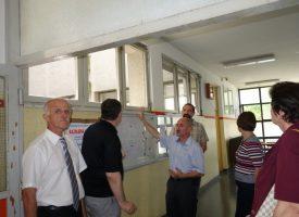 Počinje obnova pročelja Tehničke i Obrtničke škole u Bjelovaru