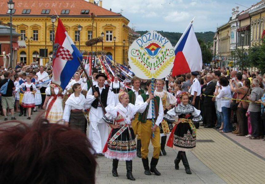 Nikad više atrakcija na jubilarnim češkim žetvenim svečanostima