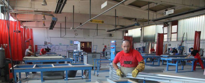 USPJEŠNO SPAJANJE Metalind jedini u regiji uveo visokoučinkovite japanske poslovne standarde