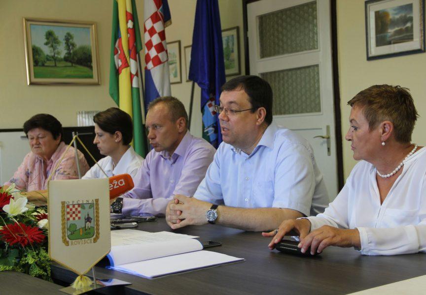 JPP-om do nove Područne škole i sportske dvorane u Predavcu