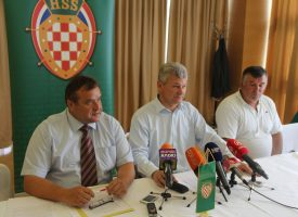 HSS u Bjelovaru udario po ministru turizma