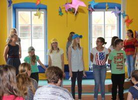 Scenski nastupi na Dječjem odjelu knjižnice
