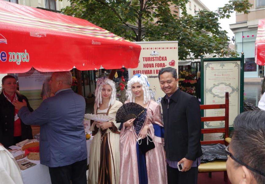 CVJETNI U ZNAKU BILOGORE Uspješna promocija županijskog turizma