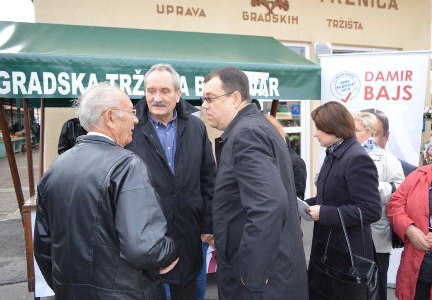 Damir Bajs samostalno izlazi na parlamentarne izbore