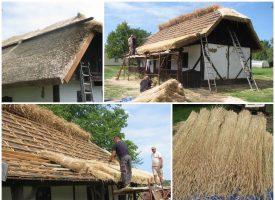 Starinski krov za 70 tisuća kuna