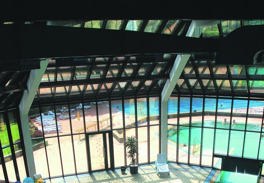 Prisjele im sportske dvorane i bazeni