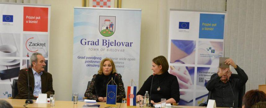 BUSINESS CAFE Darko Crha i Ivanka Štedul o poduzetničkom iskustvu
