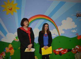 Novootvoreni prostor oduševio djecu s autizmom