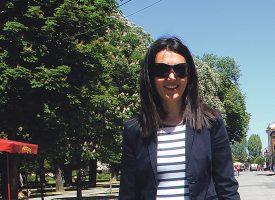 DAMA U NEVOLJI Marti Šimić Mrzlečki pukla guma na putu do kuće