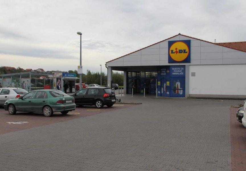 SADA JE I SLUŽBENO Iz njemačkog trgovačkog lanca Lidl poručili: Trgovinu u Bjelovaru obnovit ćemo do kraja godine