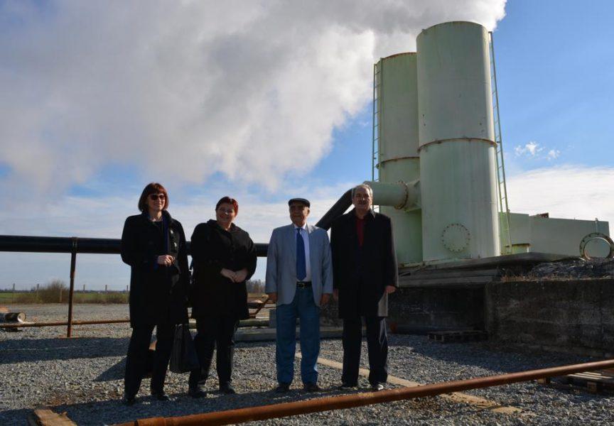 PUNOM PAROM U CIGLENI Nevjerojatni potencijali geotermalne elektrane