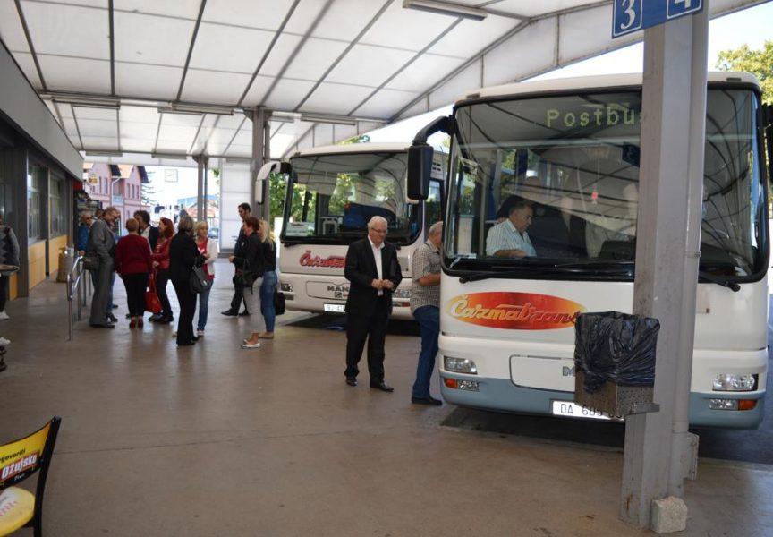 Vozači autobusa prijete štrajkom upozorenja
