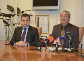 POVIJESNI DOGOVOR Gradonačelnik i jedini bjelovarski saborski zastupnik dogovorili jedinstven pristup prema Zagrebu