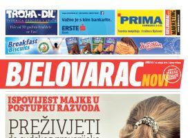 U subotnjem Bjelovarcu Novom pročitajte