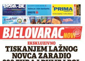 U Bjelovarcu Novom donosimo