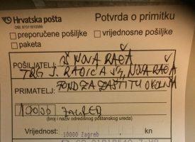 Ponoćna utrka do Zagreba spasila 600 tisuća  kuna Područnoj školi u Severinu