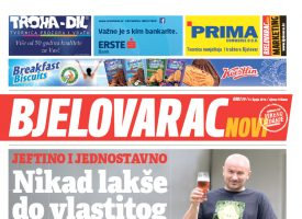 U Bjelovarcu Novom pročitajte