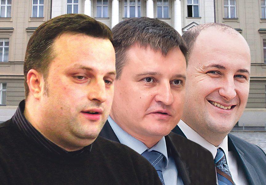 GUKNITE, GOLUBOVI Saborski zastupnici iz Bjelovarsko-bilogorske županije rijetko izlaze za saborsku govornicu
