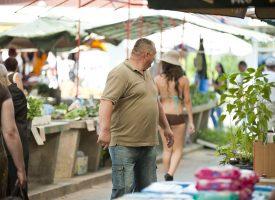 TURISTI U SREDIŠTU BJELOVARA : Majica nije obavezni odjevni predmet