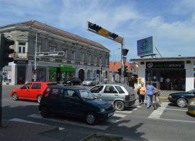 GORE NE MOŽE: Održavanje semafora u četvrtak ujutro