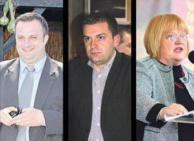 STRANAČKE LISTE Vedran Babić (SDP) siguran,  Dario Hrebak (HSLS) na rubu