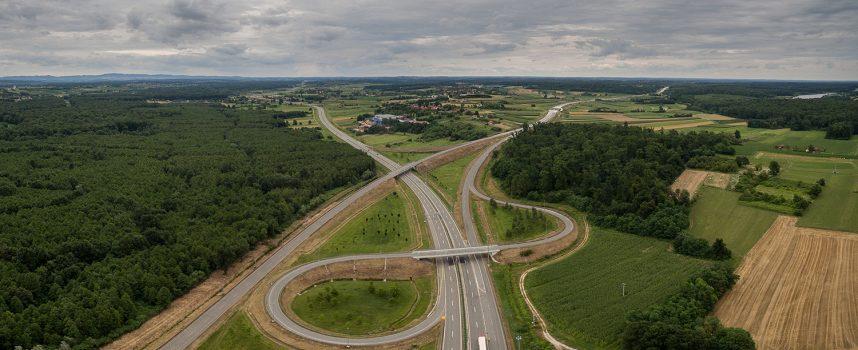 Otvorene ponude za projektiranje brze ceste Bjelovar – Virovitica