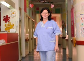 Teta Duda brine o najmanjim pacijentima i nikada ne bi mijenjala svoj posao