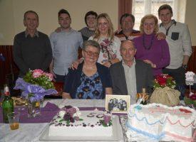 ZLATNI PIR Miluška i Franjo Jura proslavili 50 godina braka