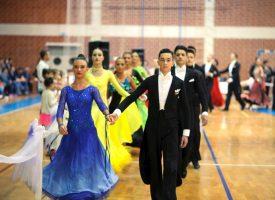 RASPLESANA SUBOTA U Bjelovaru održan međunarodni plesni turnir