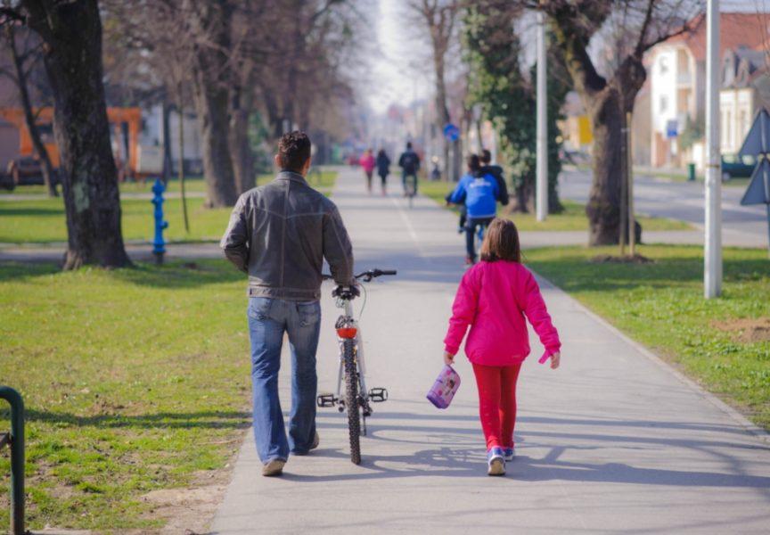 RAVNOPRAVNO RODITELJSTVO Nakon razvoda, djeca i dalje ostanu s majkama