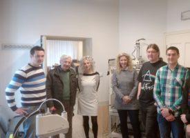 BJELOVARSKA PAMET Studenti mehatronike uče robote da vode skladišta