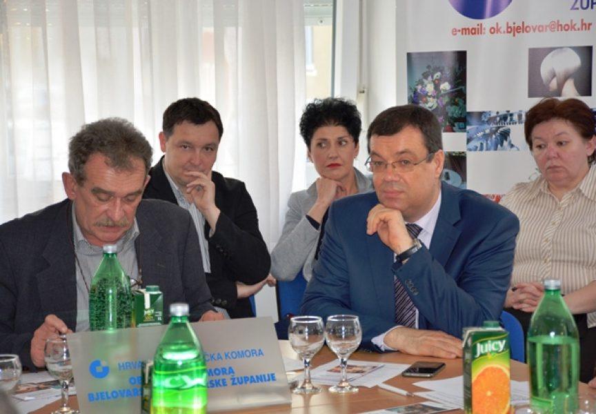 ŽUPANIJSKI KUTAK Goran Grgić: Bez ove potpore Županije teško bismo pomagali obrtnicima