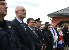DONJI MOSTI Počast žrtvama odao i premijer Plenković preko svog izaslanika Totgergelija