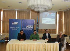 JAMSTVO NAPRETKA Koalicija HDZ, HSS, HSLS spremna pokrenuti posrnulo gospodarstvo BBŽ-a