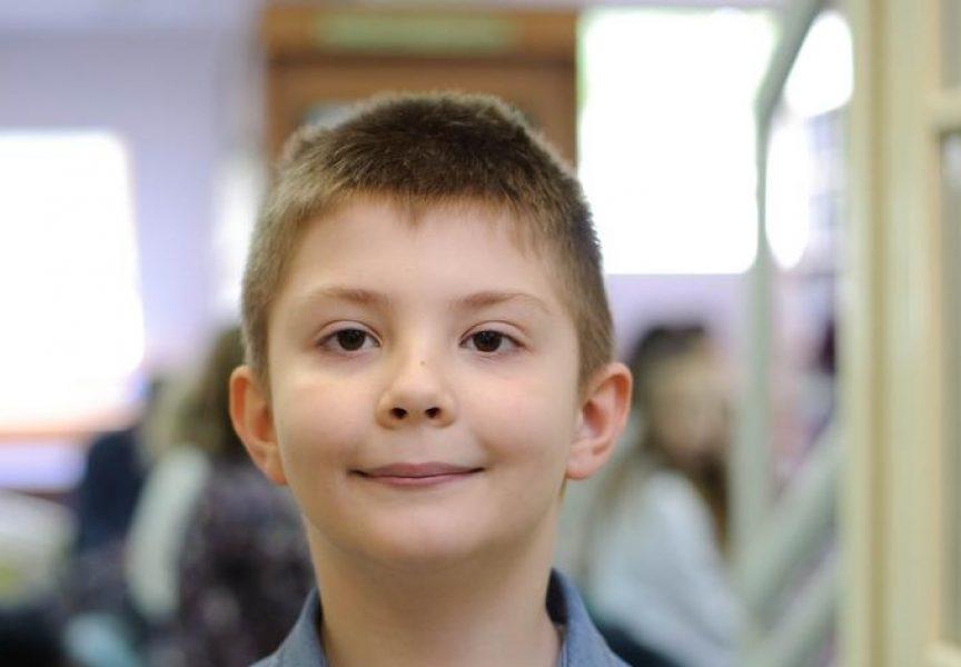 NAJČITATELJ Osmogodišnji Ivan prošle godine pročitao daleko najviše knjiga