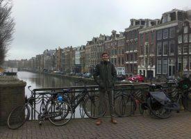 PUTOPIS Luka Medak (24) sa stažiranja u Bruxellesu vratio se pun dojmova
