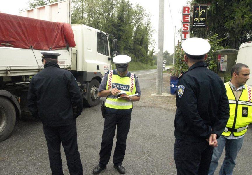 PRITUŽBE NA POLICIJU Samo dvije procijenjene kao utemeljene