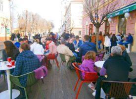 BJELOVARSKI UGOSTITELJI U gradu postavljeno već preko 30 terasa