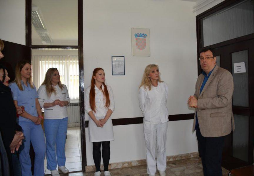 ULAGANJA Obnovljene ambulante u Bulincu i Novoj Rači