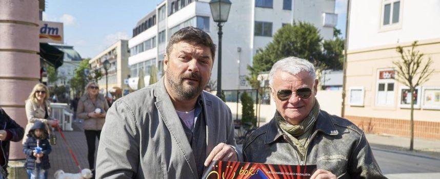 BJELOVARSKI ODJECI KAZALIŠTA Idući tjedan počinje 15. jubilarni BOK FEST